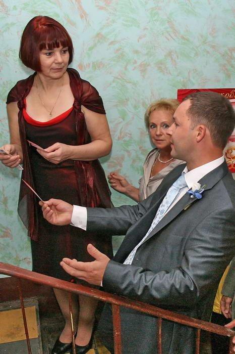 Конкурсы по выкупу жениха на свадьбе